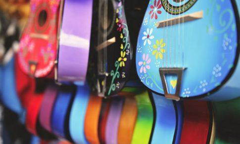 شناخت سبکهای مختلف در ساز گیتار